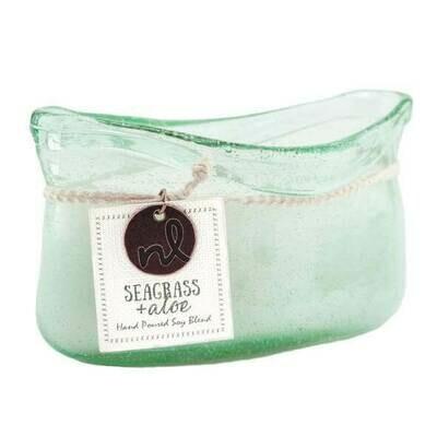 /BOX/ Seagrass & Aloe 14oz Windward Candle