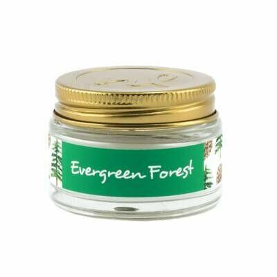 Evergreen Forest 1oz Mini Jar Candle