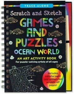 PPP Scratch and Sketch Games and Puzzles