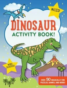 PPP Dinosaur Activity Book
