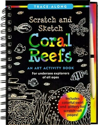 PPP Scratch and Sketch Coral Reefs