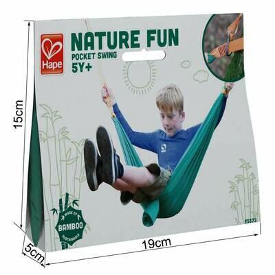 Nature Fun: Pocket Swing - Hape