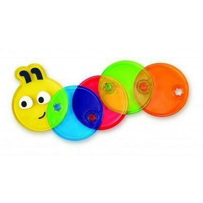 Color Mix Caterpillar - Hape