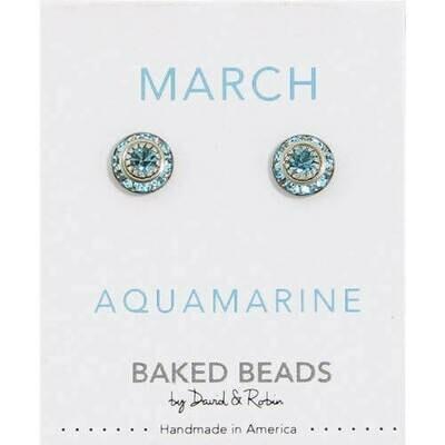 E818C March BB Earrings