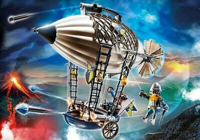 PM 70642 Novelmore Knights Airship