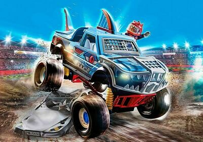 PM 70550 Stunt Show Shark Monster Truck
