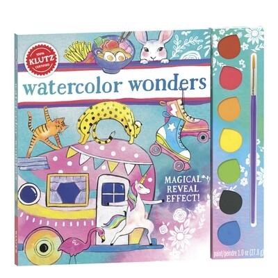 Klutz Watercolor Wonders