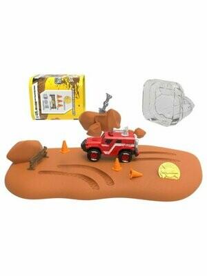 Schylling Tonka Mud Rescue - Metal Truck