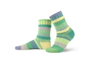 Solmate Socks L Chick-a-dee