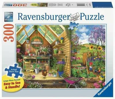 16787 Gardeners Getaway 300pc Puzzle