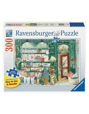 16785 Flower Shop 300pc Puzzle