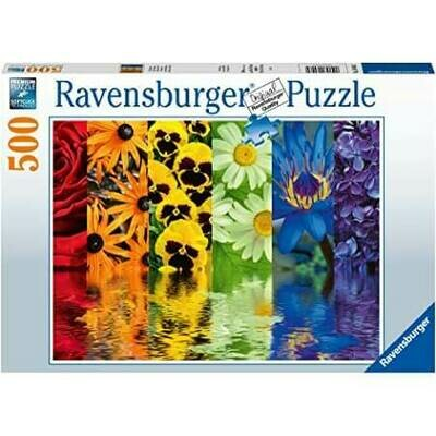 16446 Floral Reflections 500pc Puzzle
