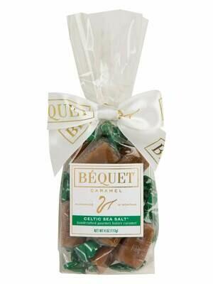 Bequet Celtic Sea Salt Caramel - 4oz Gift Bag