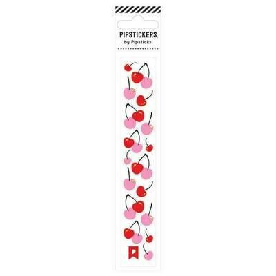 PipSticks Sweet Cherry Minis Stickers - 1x6