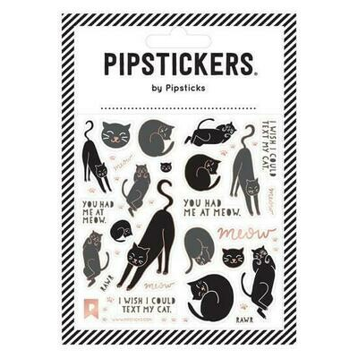 PipSticks You Had Me At Meow Stickers - 4x4