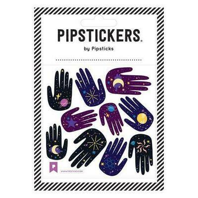 PipSticks Handful of Stars Stickers - 4x4