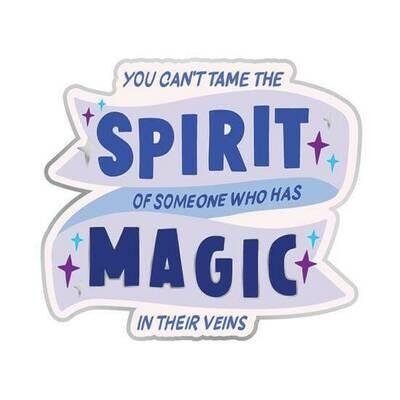 "PipSticks Spirit Magic Vinyl Stickers - 3""-4"""