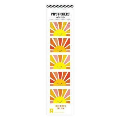 PipSticks Sunshine Days Stickers - 2x8