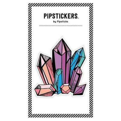 PipSticks Big Puffy Crystals Stickers - 4x5