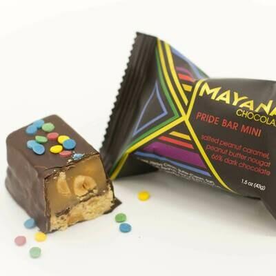 Mini Pride Bar - Mayana Chocolate