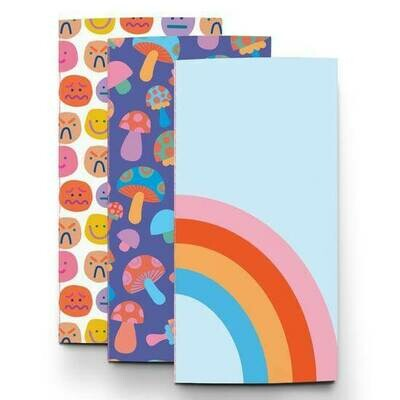 PipSticks Rainbow Vibes Traveler Notebook Collection