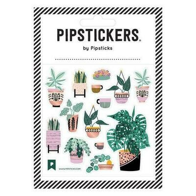 PipSticks Growing Together Stickers - 4x4