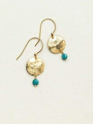 Holly Yashi 14052 Ocean Constance Earrings