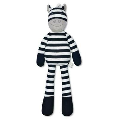 """Ziggy Zebra Farm Buddy 14"""" - Apple Park"""