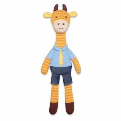 "George Giraffe Farm Buddy 14"" - Apple Park"