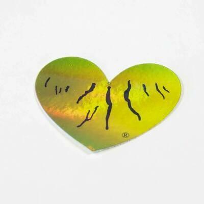 "GHoFLX 3"" Holographic Sticker"