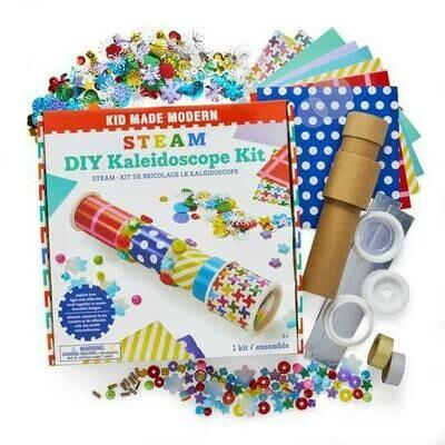 Kids Made Modern STEAM Kaleidescope Kit