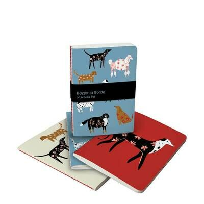 RLB Dogs Cinnamon & Ginger Notebook Bundle - A6E061S