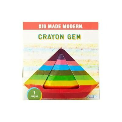 Kids Made Modern Crayon Gem