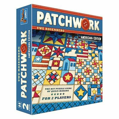 Patchwork Americana Game