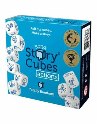 Rory's Story Cube: Actions - Box