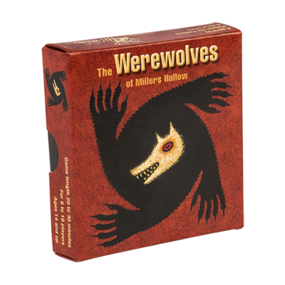 The Werewolves of Millers' Hollow Game