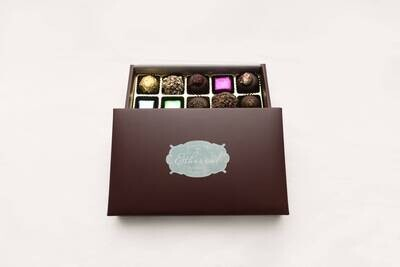 Ethereal 15-piece Meltaway Collection Truffle Box