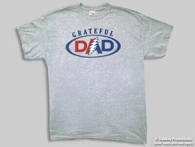 Grateful Dad XXXL T-Shirt - Sundog