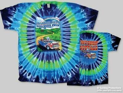 GD Truckin to Buffalo Med T-Shirt - Sundog