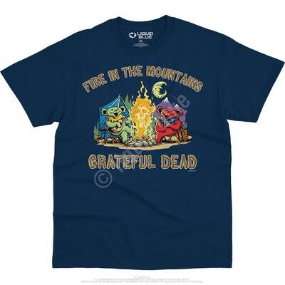 Fire in the Mountain XLrg T-Shirt