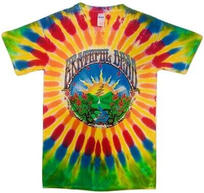 GD Sunrise Waterfall Med T-Shirt - Sundog