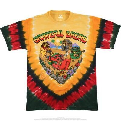 Positive Vibrations XXLrg T-Shirt