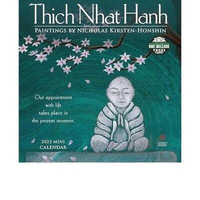 MIN Thich Nhat Hanh 2022 Mini Calendar