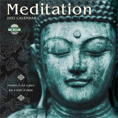 WAL Meditation 2022 Wall Calendar