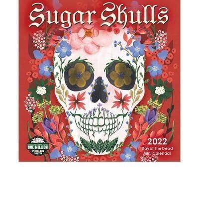 MIN Sugar Skulls 2022 Mini Calendar
