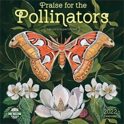WAL Pollinators 2022 Wall Calendar