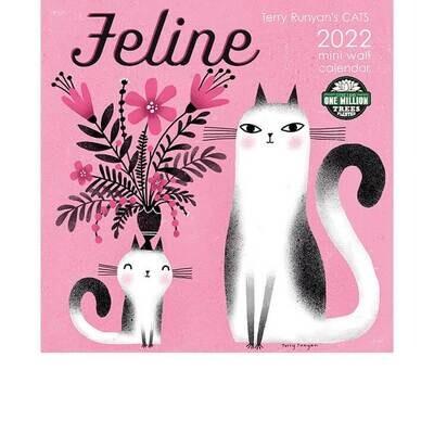 MIN Feline 2022 Mini Calendar