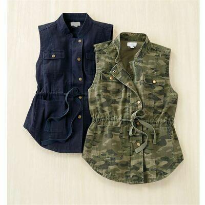 Dean vest