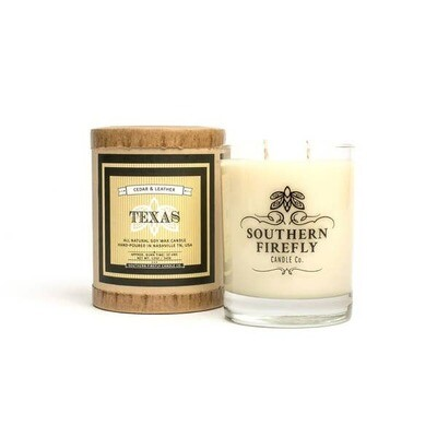 SF Texas Candle