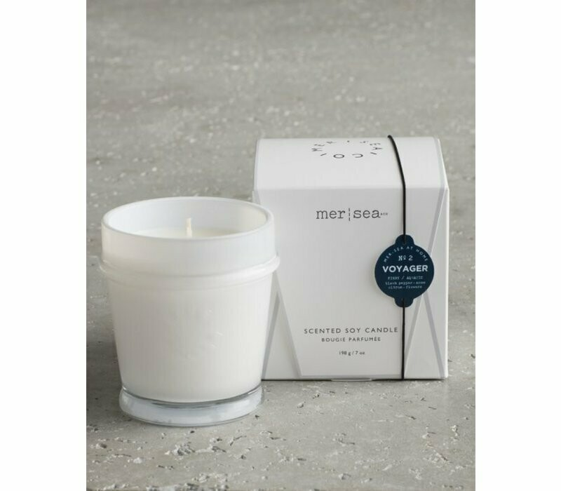 Voyager Boxed Candle
